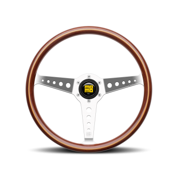 Heritage California Wood Steering Wheel