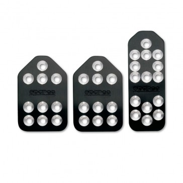 Piuma Pedal Set ECE (Black)