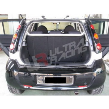Smart Forfour Hardttop  2-Point C-Pillar Rear Bar