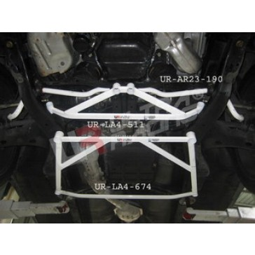 Subaru Forester SG5/SG9 03-08  Front H-Brace Mid