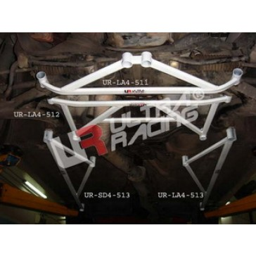 Subaru Forester SG5/SG9 03-08  Front H-Brace 511