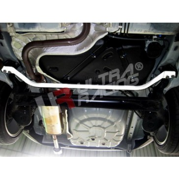 Ford Fiesta MK6/7 1.6 08+  2P Rear Lower Tiebar