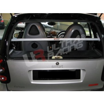 Smart Fortwo 450/451 Hardttop 98+  Rear C-Pillar Bar