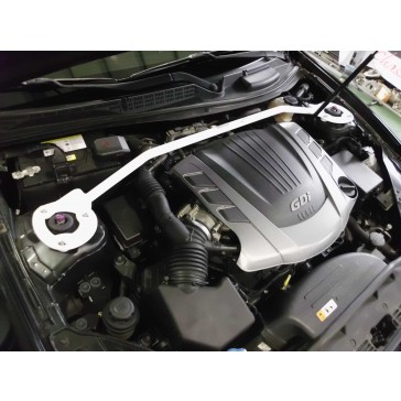 Hyundai Genesis Coupe 08+ 2P Front Upper Strutbar 2555