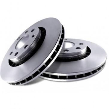 Standard Discs/Drums (Front, D1272)