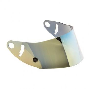 GP8/GP8 K EVO Iridium Gold Visor
