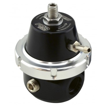 High-performance Fuel Pressure Regulator FPR-1200 (Black)