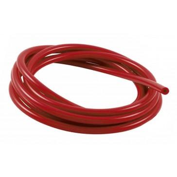 Vacuum Silicone Hose 3mm, Red (30m)