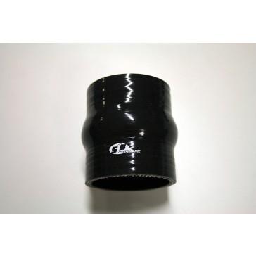 Hump hose 76mm, Black
