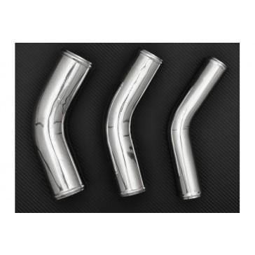 Aluminum Elbow 45' 57mm, 30cm