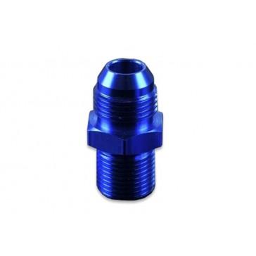 AN6-M12x1.5 Aluminium Blue Adapter