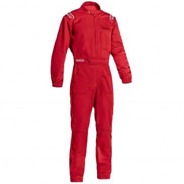Mechanics suit, MS-3-Red-L