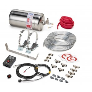 Sparco 014772EXL Fire Extinguisher System