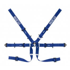 Sparco Racing harnesses, 6 POINT SINGLE SEATER HARNESS