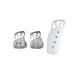OMP Tuning Pedal Set OA/1069 (Silver)
