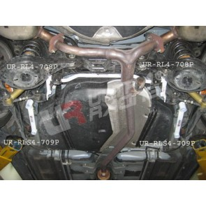 Ultraracing Mazda 6 GG 03-08  2x 2-Point Rear Lower Brace