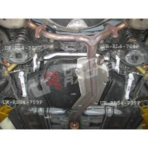 Ultraracing Mazda 6 GG 03-08  2x 2-Point Rear/Side Braces