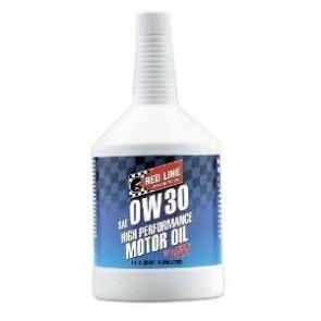 Red Line 0W30 Motor Oil Quart