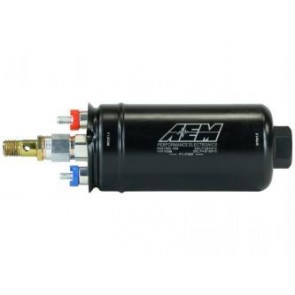 AEM Metric Inline High Flow Fuel Pump 400LPH (50-1009)