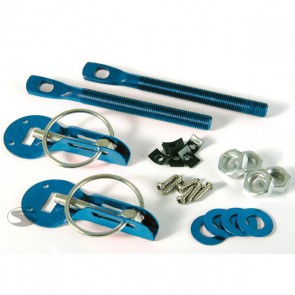Sandtler Bonnet pins, Blue