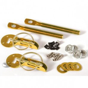 Sandtler Bonnet pins, Gold