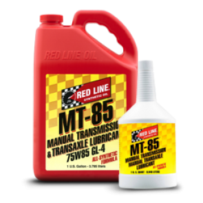 Red Line MT-85 75W85 GL-4 Gear Oil, Quart