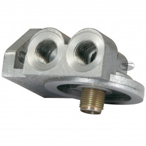 """Mocal Oil Filter relocation adapter 3/4"""""""