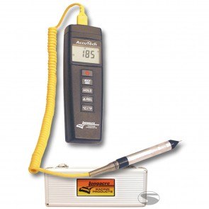 Longacre AccuTech™ Coil Cord Tire Pyrometer
