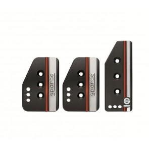 Sparco Settanta Pedal Set (Black)