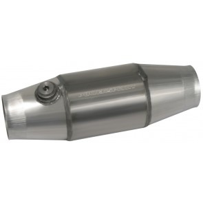 Powersprint UHF 63.5mm Race Catalytic Converter 100 (1100°C)