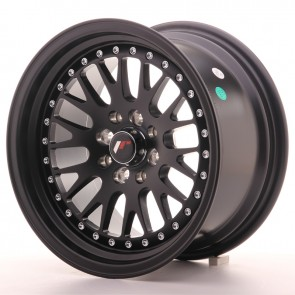 Japan Racing Diski JR10 15x8 ET20 4x100/108 Matēta Melna