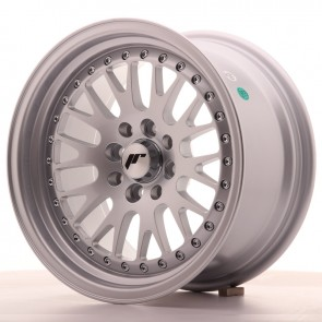 Japan Racing Diski JR10 15x8 ET20 4x100/108 Full Sudraba