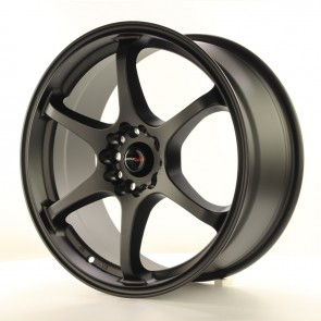 Japan Racing Diski JR1 18x8 ET30 5x100/114 Matēta Melna