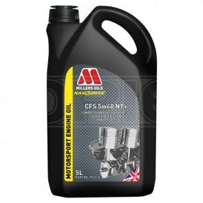 Millers Oils Engine Oil CFS 5w40NT+ (5L)