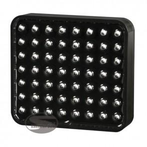 Sandtler LED taillight, 102x92x20 mm