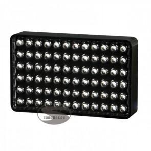 Sandtler LED rain light, 105x65x20mm