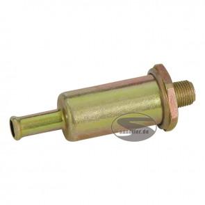 Facet Fuel filter, low preasure