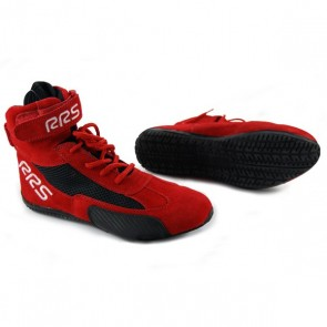RRS Racing Boots-Red-39