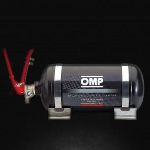 OMP Extinguishing system, manual, 2.8lt