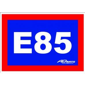 ADParts E85 Sticker