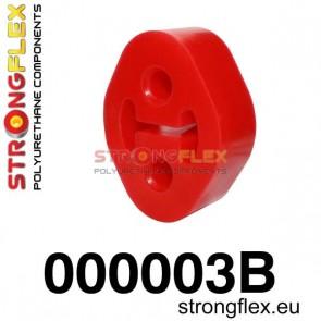 Strongflex 000003B: Exhaust mount hanger 31mm