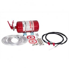 RRS Fire Extinguisher System