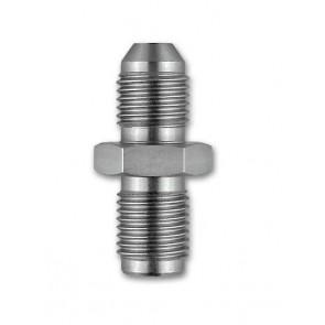 "HEL Performance H8150303C Male / Male Adaptor 3/8"" x 24 JIC"