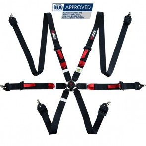 RRS FIA R6 LIGHT EVO 2020 harnesses
