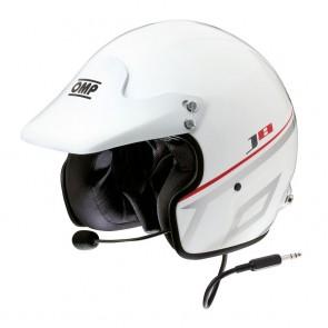 OMP J8 Intercom Stereo Helmet