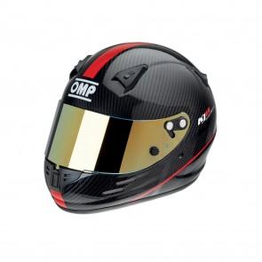 OMP KJ-8 Carbon CMR Kart Helmet