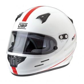 OMP KJ-8 CMR Kart Helmet