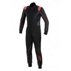 Alpinestars KMX 5-Black/Orange-50