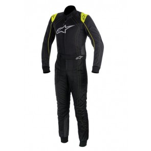 Alpinestars KMX 9-Black/Yellow-40
