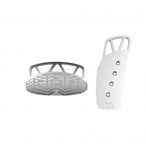OMP Tuning Pedal Set OA/1072 (Silver)